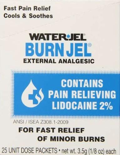 water jel
