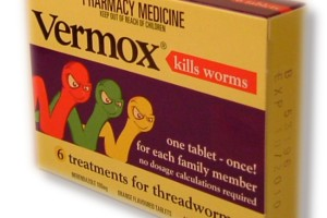 Vermox for Pinworms