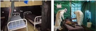 Ebola beds