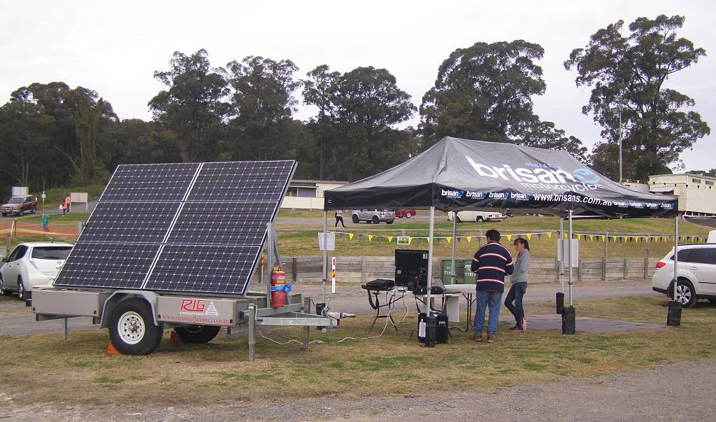 Solar Recharging of Batteries