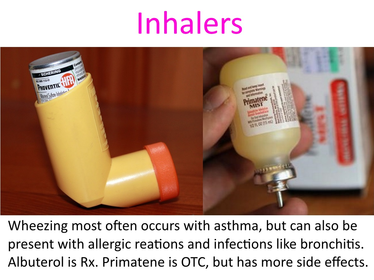 How To Treat Smoke Induced Shortness Of Breath In Preppers
